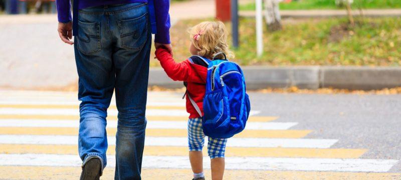 Hoe werkt een scheiding met jongere kinderen?
