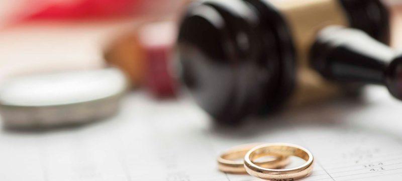 Hoe dwing ik bij de scheiding gemaakte afspraken af?